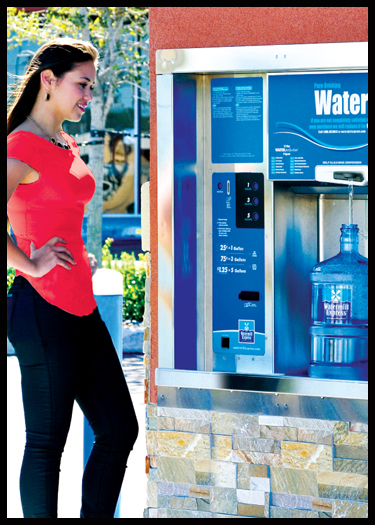 Watermill Express: Drive-Up Pure Drinking Water & Ice