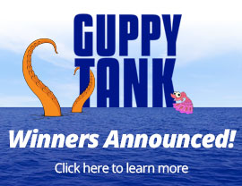Guppy Tank Finalists Announced