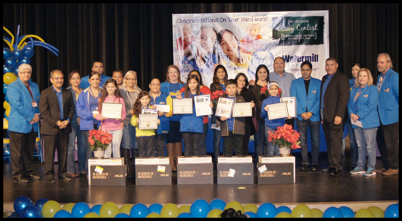 Annual healthy heart essay contest
